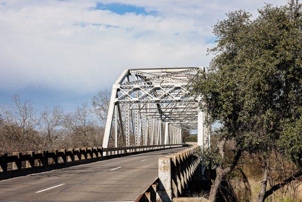 Bridge over the Guadalupe River