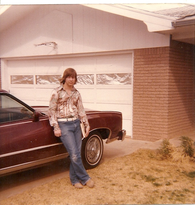 1976 I was in Love with this car