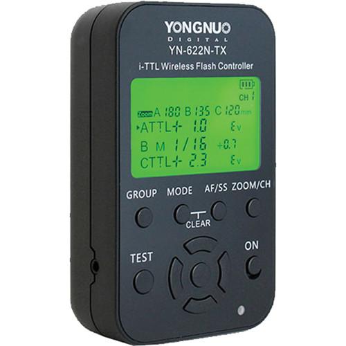 Yongnuo transmitter