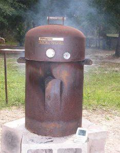 Brinkman Brisket Smoker