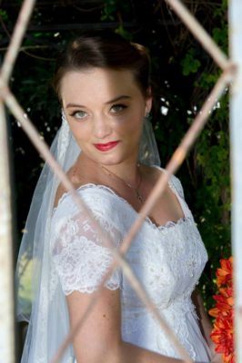 San Antonio Bridal Portrait by Richard Spears