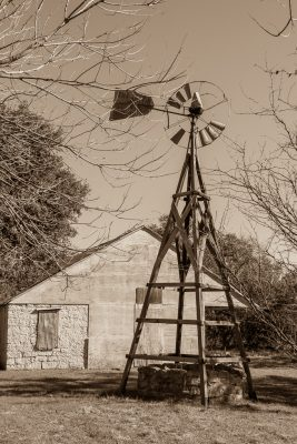 Bulverde Windmill