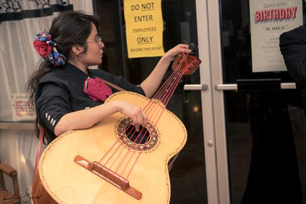 San Antonio Wedding guitar
