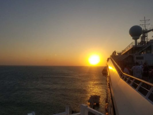 Sunset Carnival Valor By Richard Spears